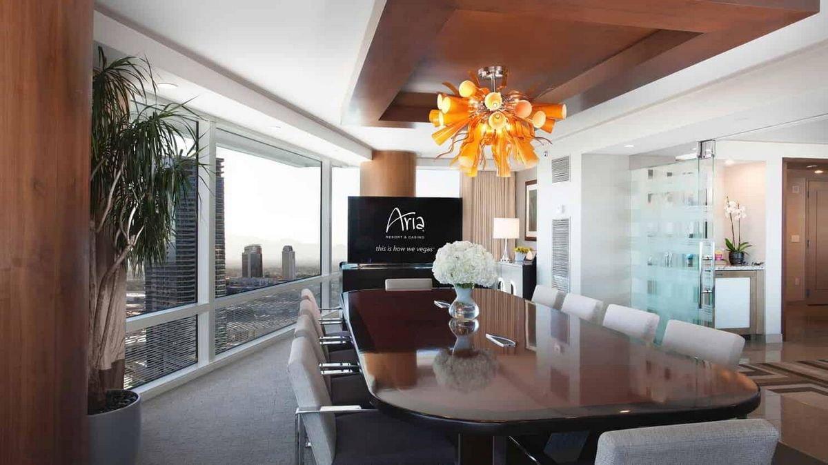 Aria Las Vegas Executive Hospitality Suite