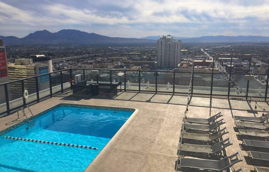 Binion's Las Vegas Pool