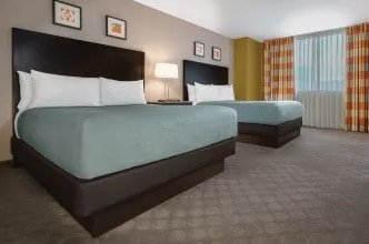 Circus Circus Las Vegas West Tower Double Queen Room