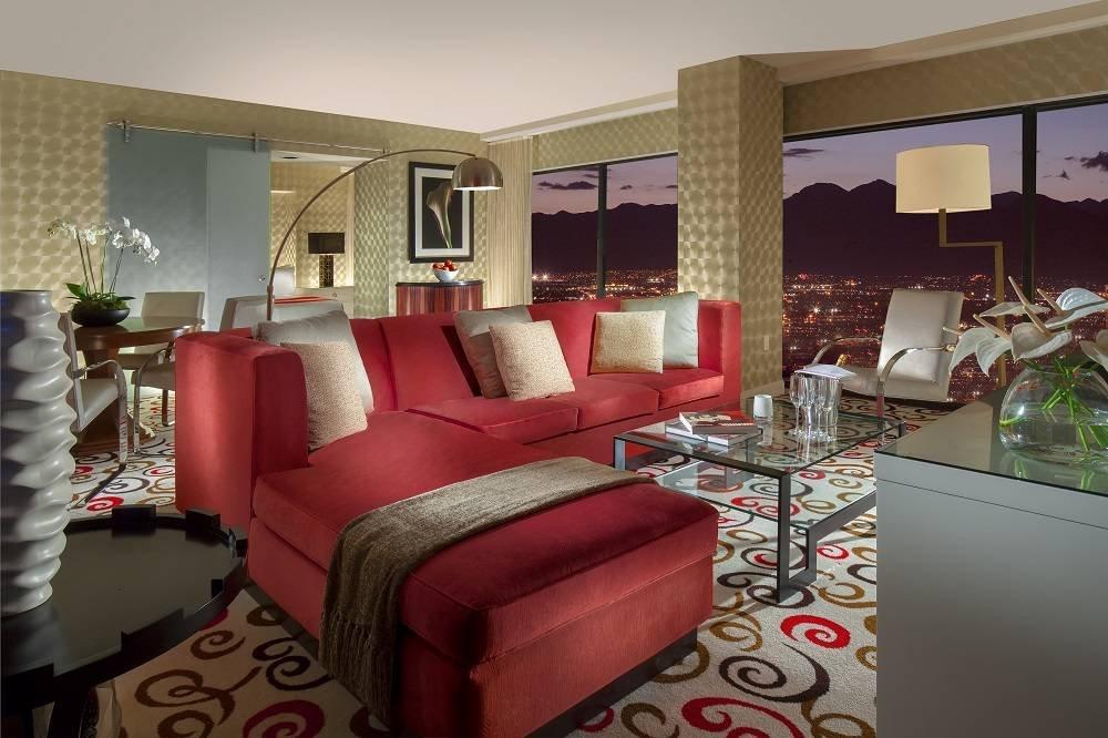 Downtown Grand Las Vegas Grand Suite