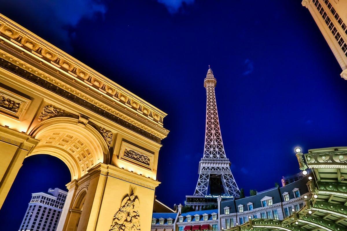 Eiffel Tower Viewing Deck Experience Las Vegas Discount