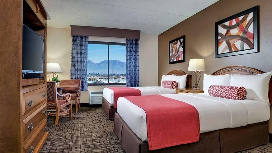 Fiesta Rancho Las Vegas Deluxe Two Queens Room