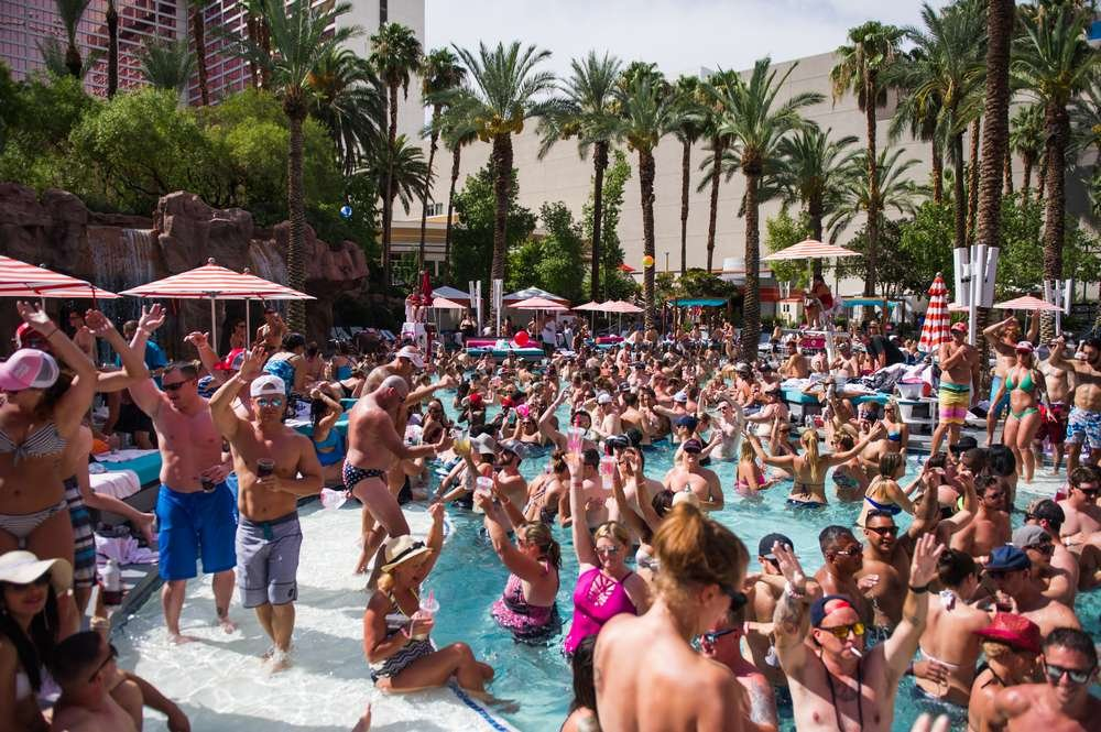 Flamingo Las Vegas Go Pool
