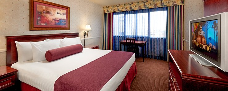 Four Queens Las Vegas North Tower Standard Room King