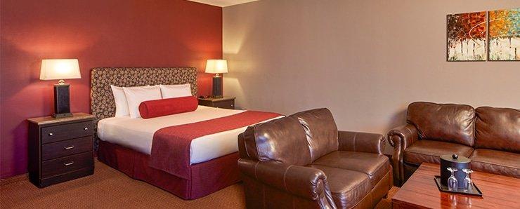 Four Queens Las Vegas Royal Suite