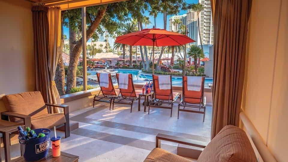 MGM Grand Las Vegas Pool