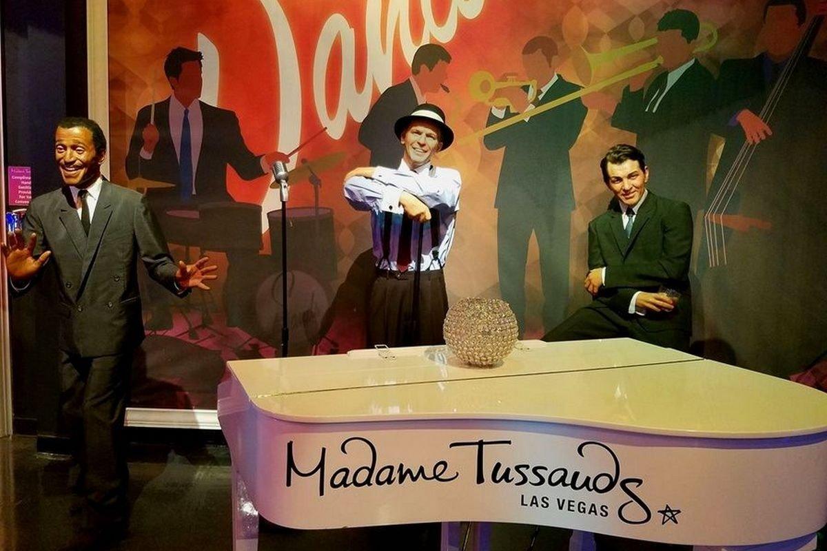 Madame Tussauds Las Vegas Discount