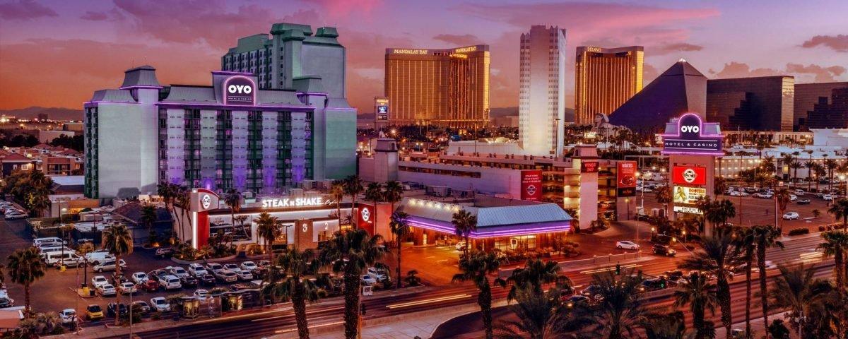 OYO Las Vegas Hotel Deals & Promo Codes
