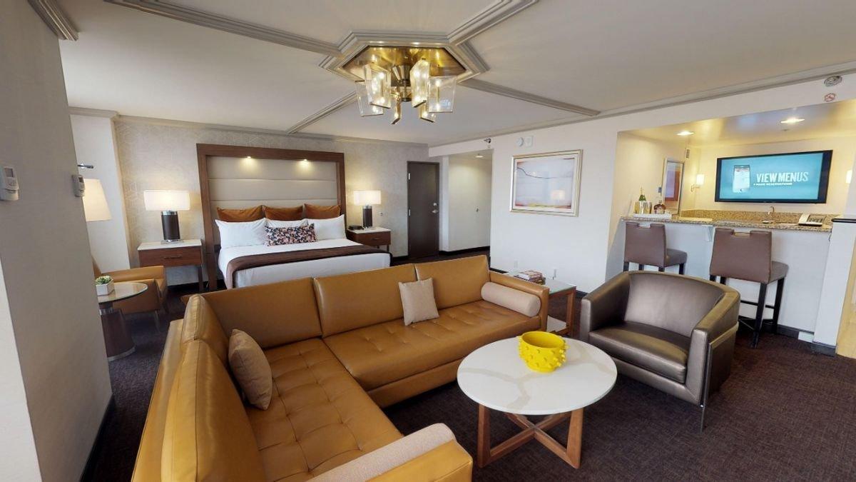 Palace Station Las Vegas Parlor Suite