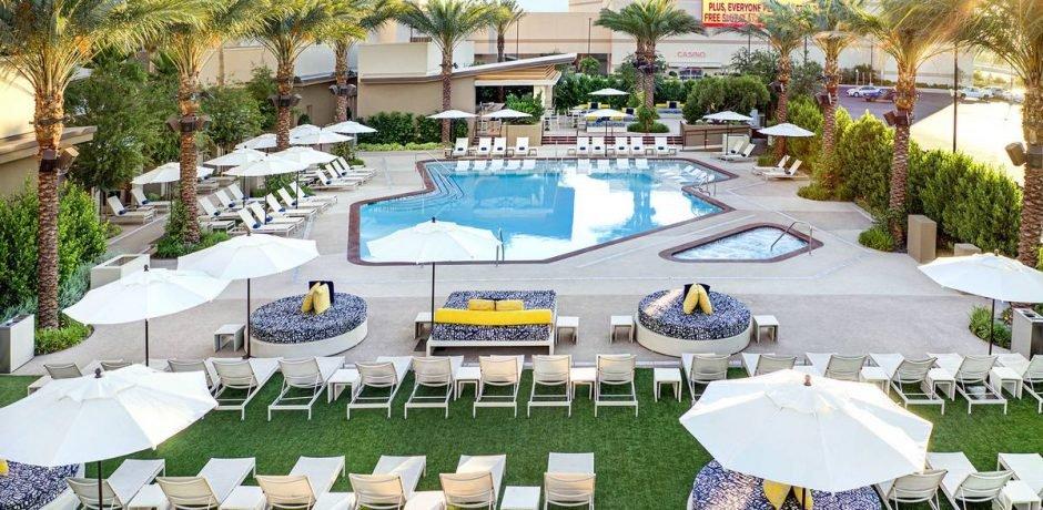 Palace Station Las Vegas Pool