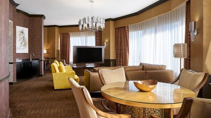 Planet Hollywood Las Vegas Bay Suite