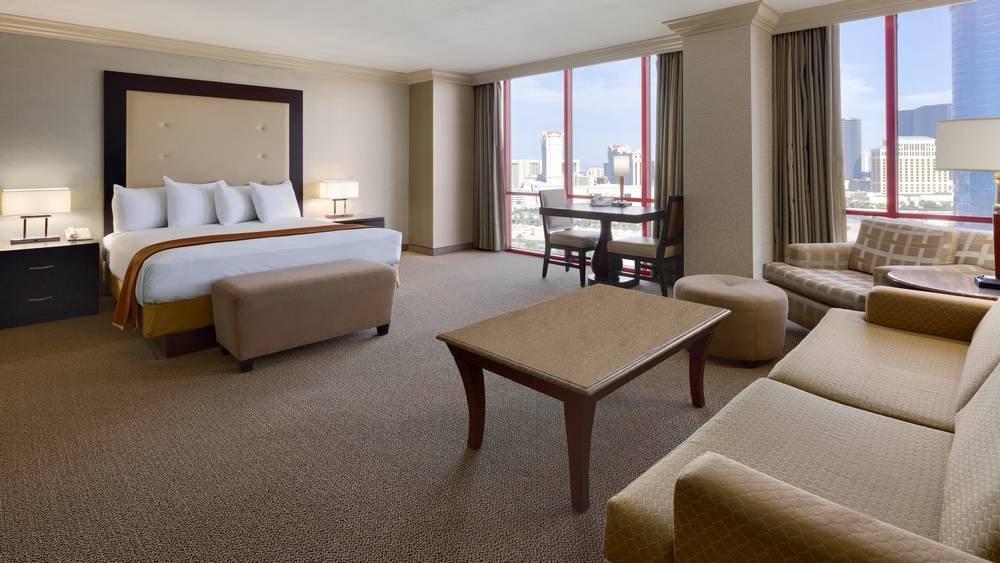 Rio All-Suite Las Vegas Deluxe Suite