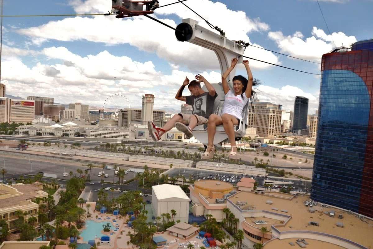 Rio Las Vegas VooDoo Zip Line Discount