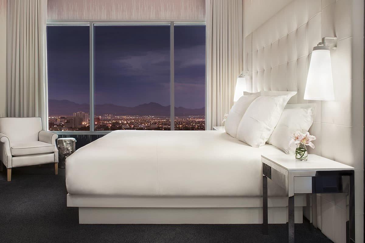 Sahara Las Vegas Marra One Bedroom Suite