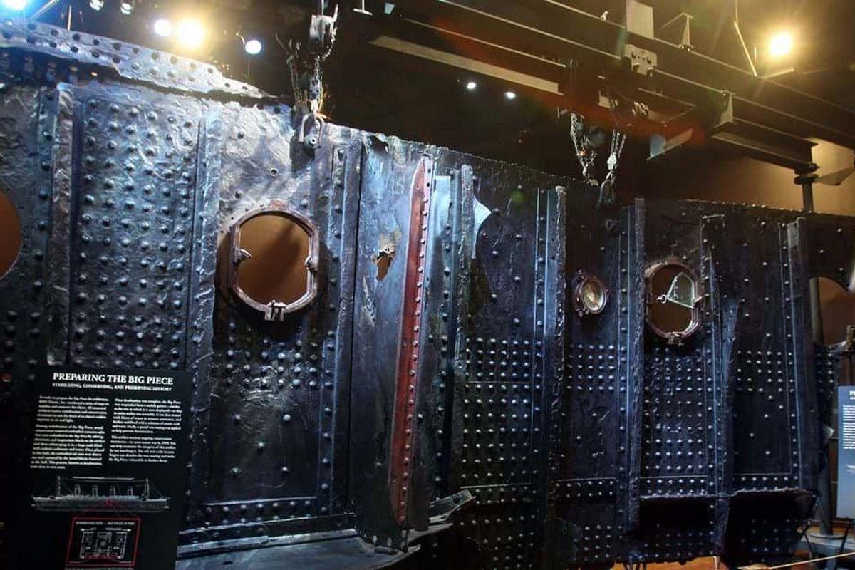 Titanic The Artifact Exhibition Las Vegas Discount
