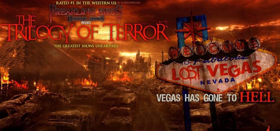 Freakling Bros Horror Shows Las Vegas