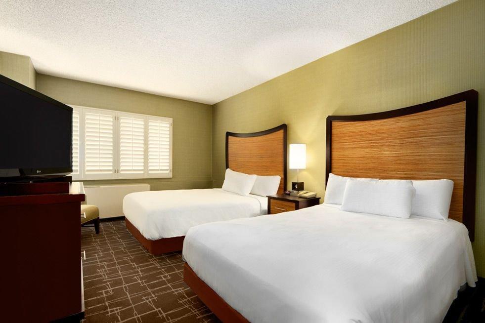 Fremont Las Vegas Deluxe Two Doubles Room