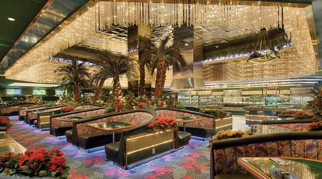 Fremont Las Vegas Paradise Buffet
