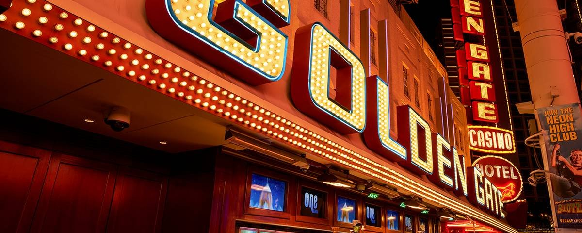 Golden Gate Las Vegas Hotel & Casino Header