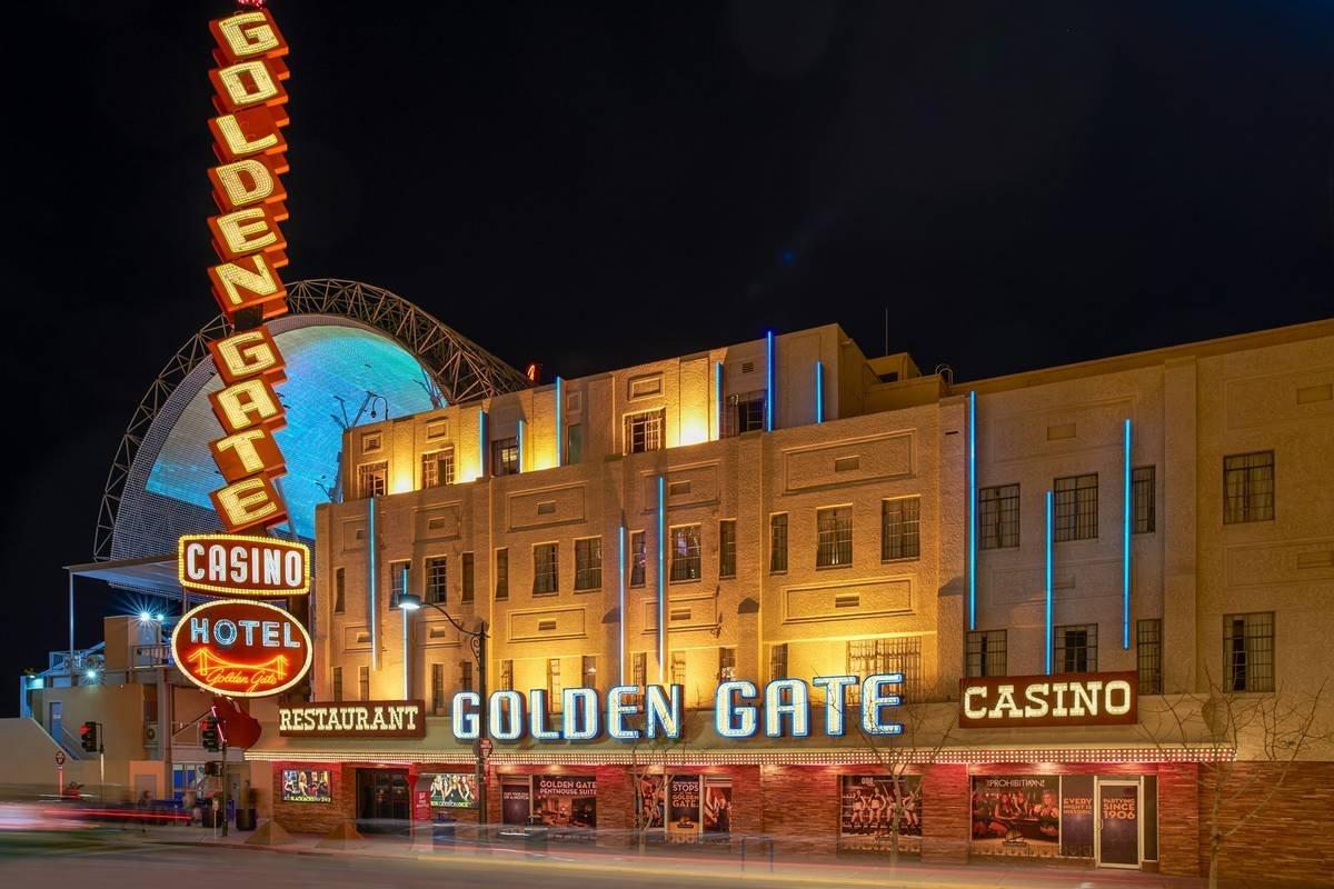 Golden Gate Las Vegas Hotel & Casino