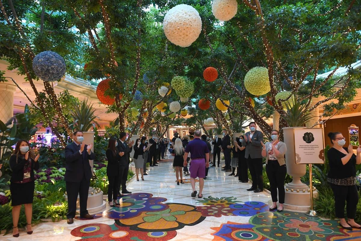 Wynn Las Vegas Reopens