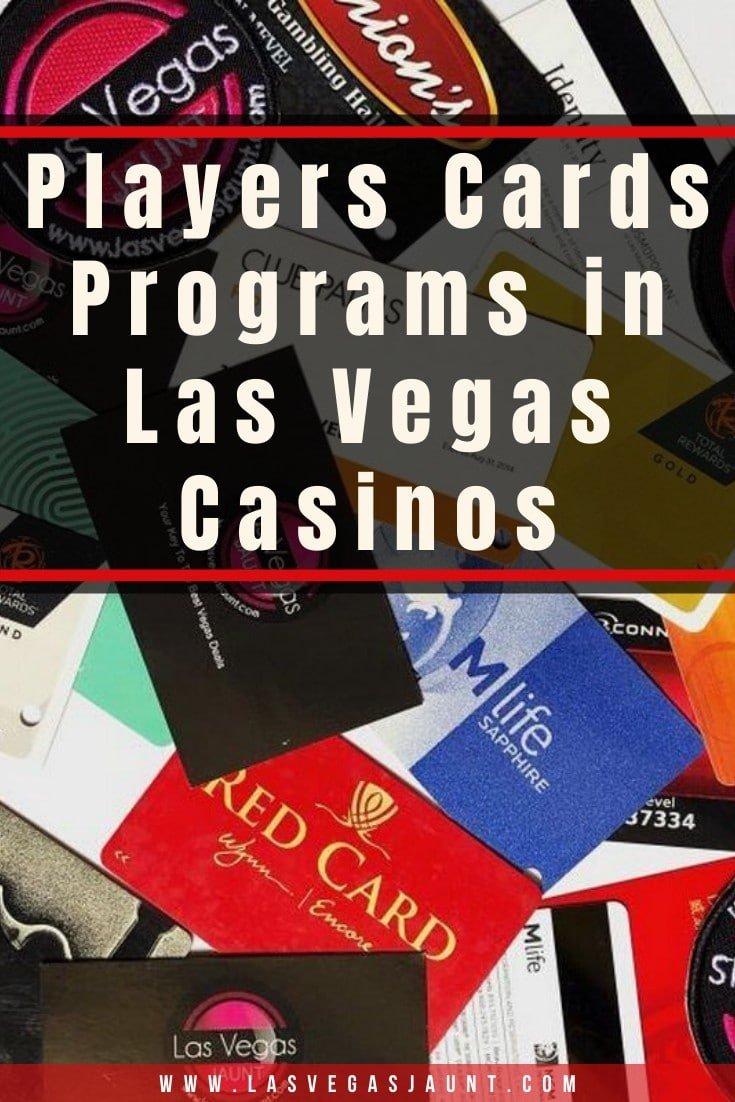 Players Cards Programs in Las Vegas Casinos