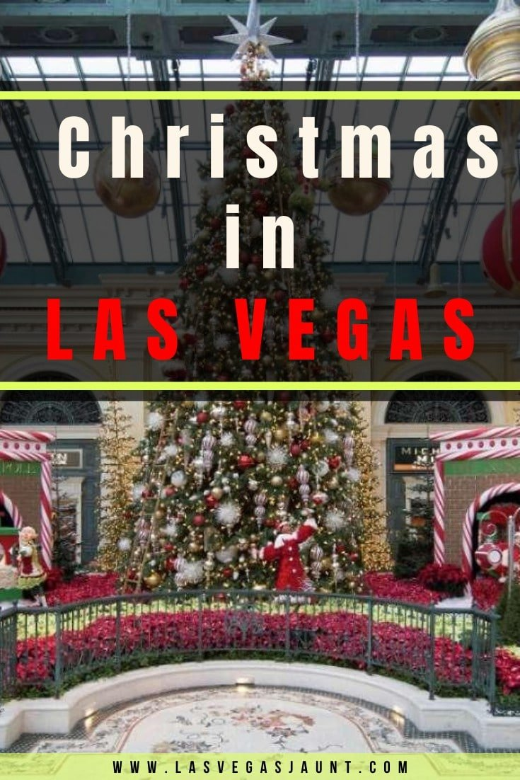 Best Places to Visit During Christmas in Las Vegas