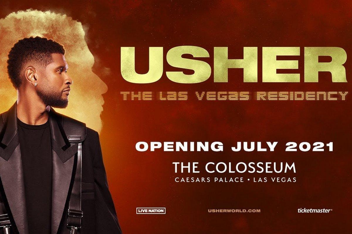 Usher The Las Vegas Residency Discount Tickets
