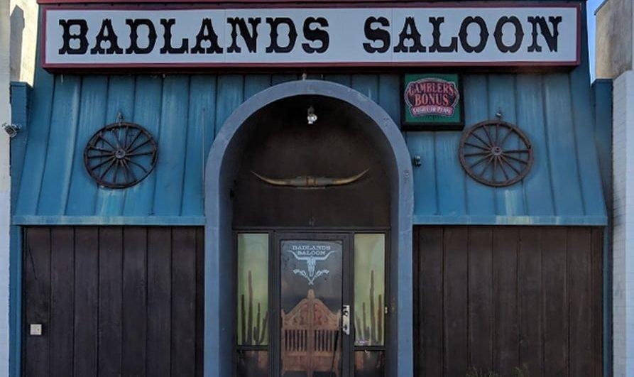Badlands Bar Saloon Las Vegas