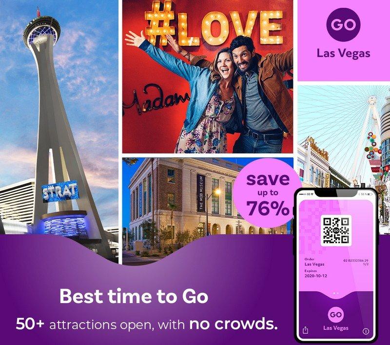 Go City Las Vegas Pass Discount