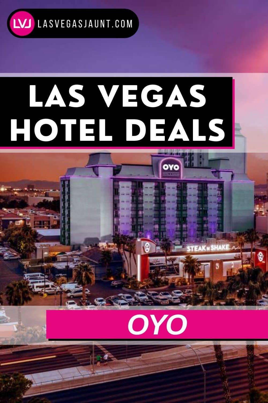 Oyo Hotel Las Vegas Deals Promo Codes & Discounts