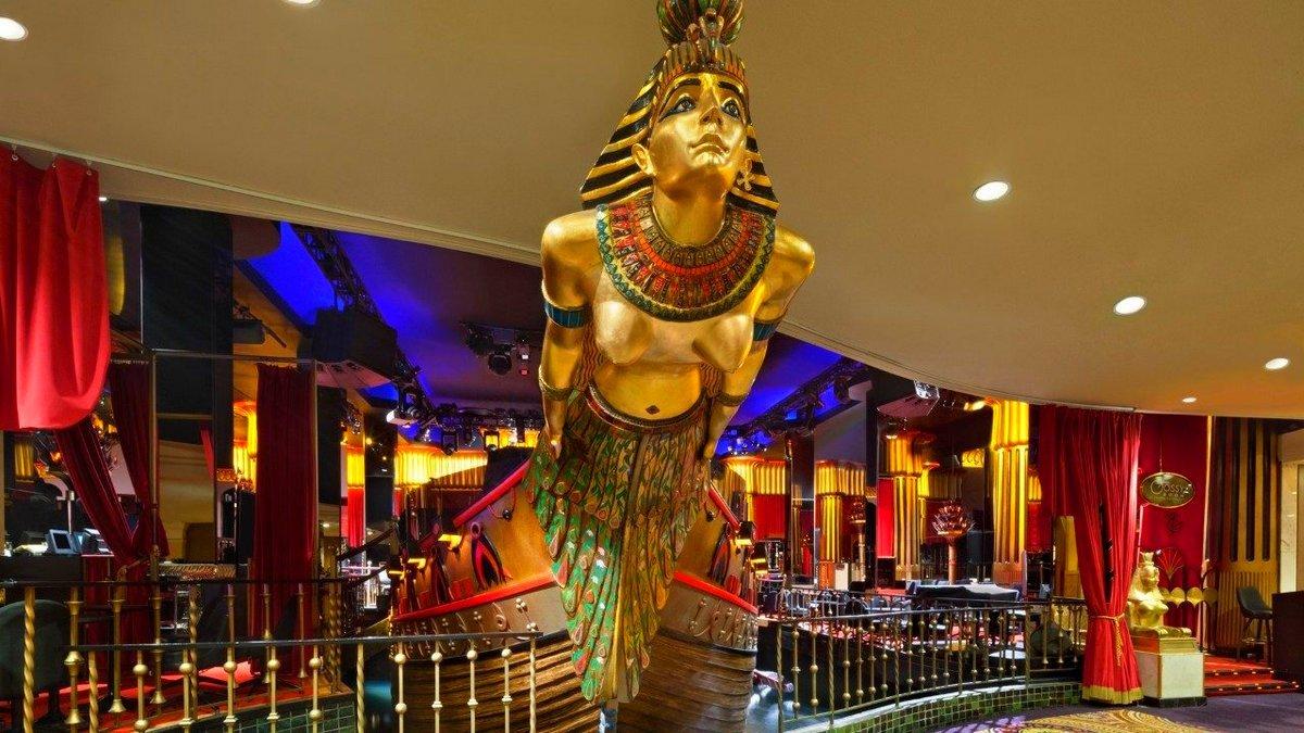 Caesars Palace Las Vegas Cleopatra's Barge