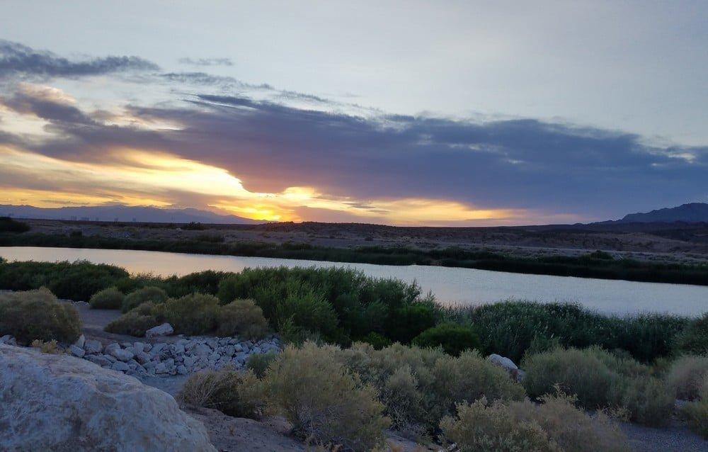 Clark County Wetlands Park Las Vegas
