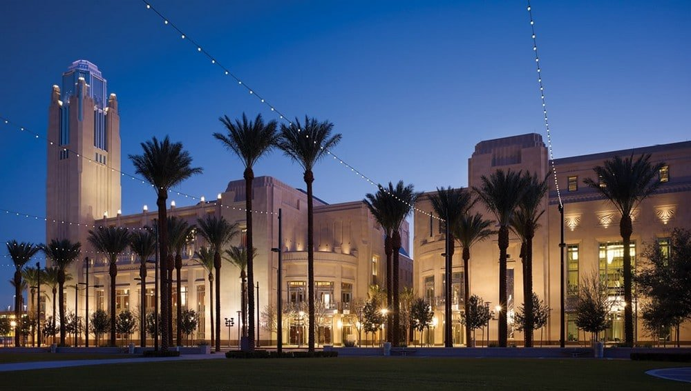 Las Vegas Smith Center for the Performing Arts