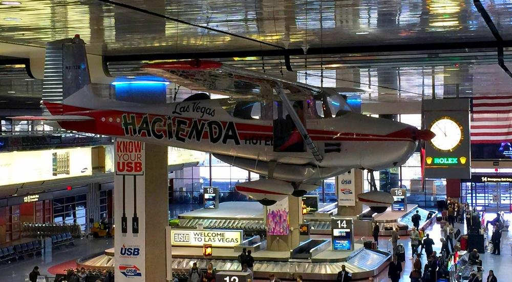 McCarran Airport's Howard W. Cannon Aviation Museum