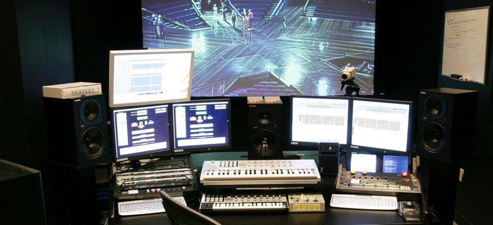 The Beatles Love Cirque du Soleil Free Magical Technical Tour