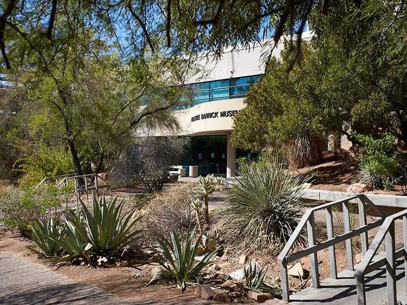 UNLV Donald H. Baepler Xeric Desert Gardens
