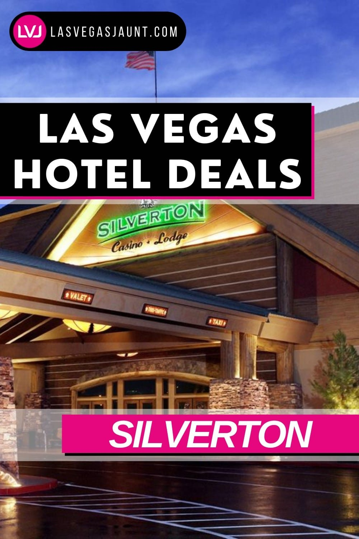 Silverton Hotel Las Vegas Deals Promo Codes Discounts