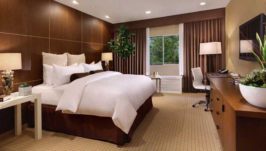 Silverton Hotel Las Vegas Luxury King Room