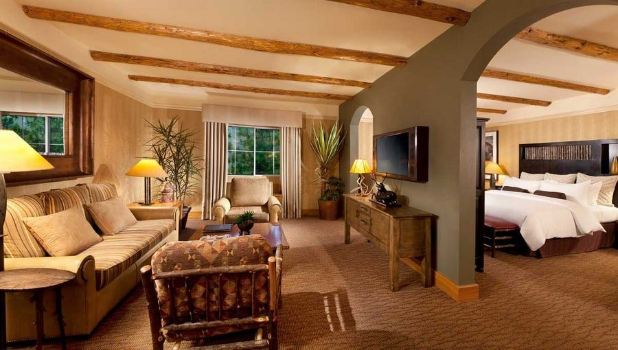Silverton Hotel Las Vegas Luxury Suite