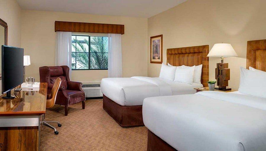 Silverton Hotel Las Vegas Resort Room Two Queens