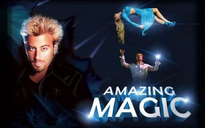 Amazing Magic with Tommy Wind Las Vegas Discount Tickets