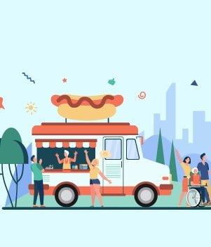 12.Take a walking food tour of Las Vegas