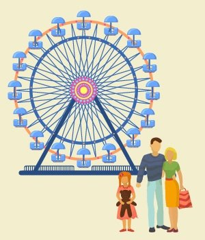 26.Take The Family On A Ride On The High Roller