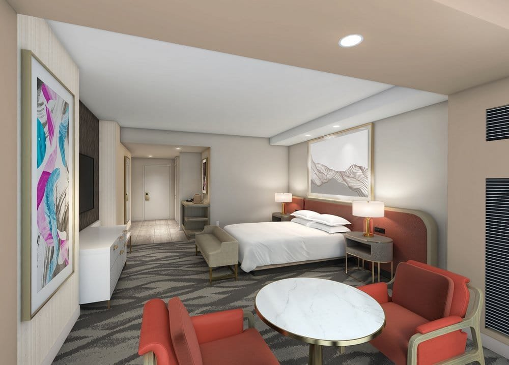 Conrad Las Vegas - Premium King Room