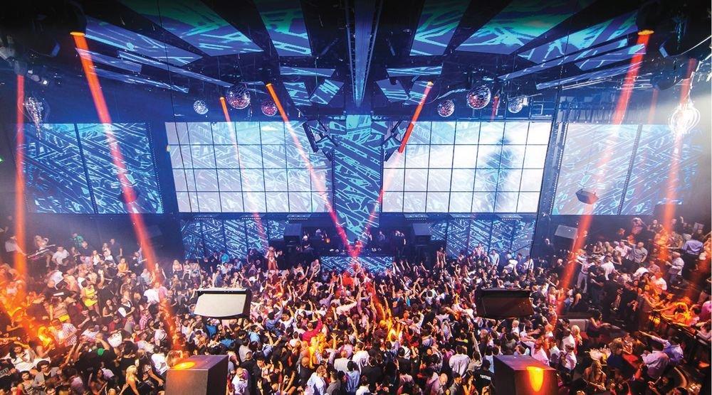 Light Nightclub Mandalay Bay Las Vegas