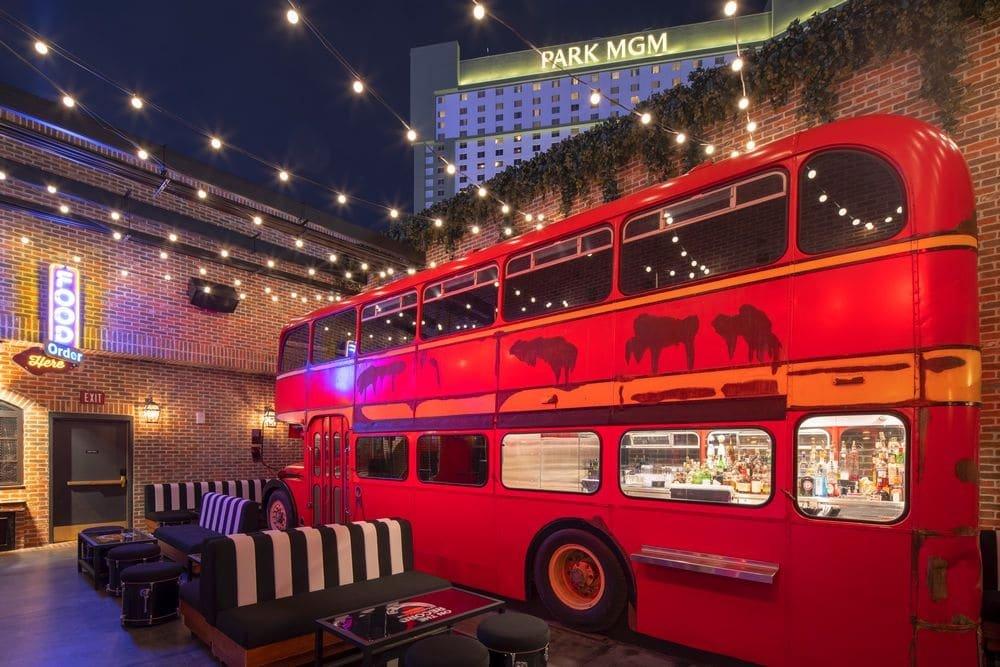 On The Record Nightclub Park MGM Las Vegas