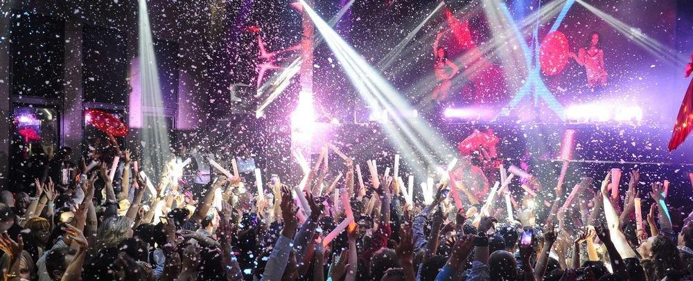 Tao Nightclub Venetian Las Vegas