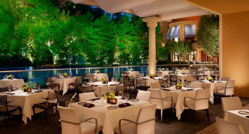 Wynn Las Vegas SW Steakhouse Restaurant