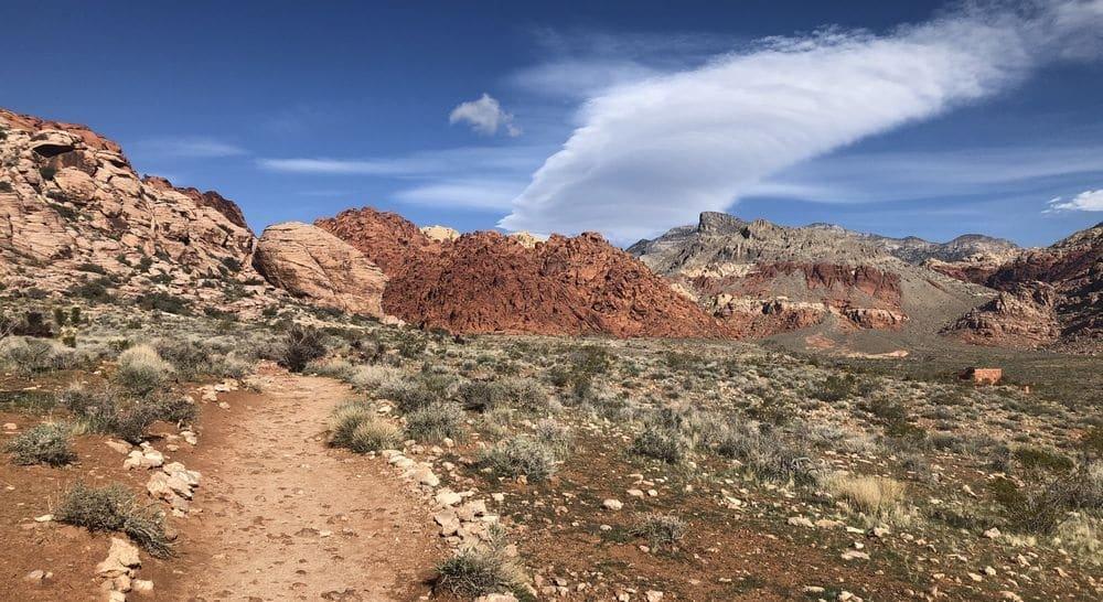 Calico Basin Red Rock Canyon Las Vegas